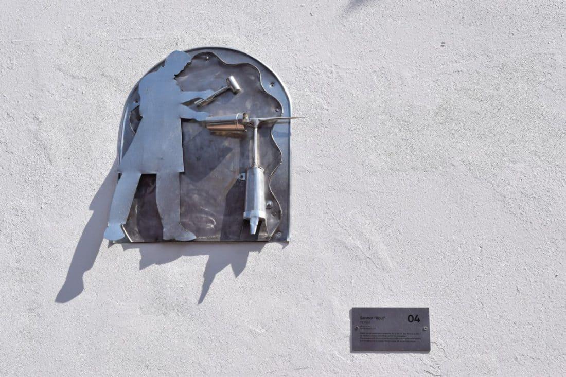 Barroca 4_Sr.-Raul-1100x733 A Arte do Latoeiro em Messines Arte Design Parcerias Percursos  tradições locais ofícios tradicionais Messines latoaria design social barroca 2018 arte do latoeiro Algarve